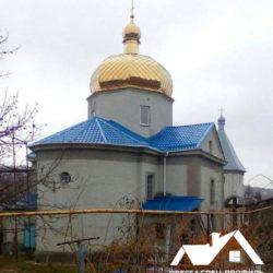 церковь в селе Липецкое Подольского района